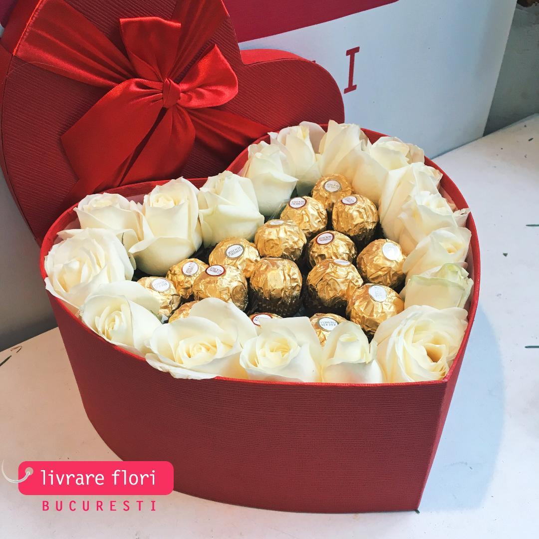 Arată-i cât de mult o iubești- trimite-i un cadou special