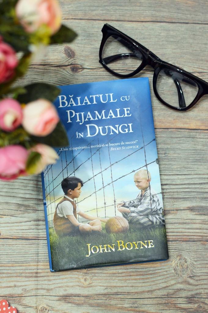 """Recenzie – Băiatul cu pijamale în dungi"""" de John Boyne"""