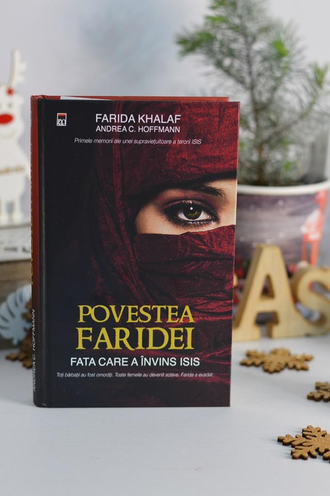 Povestea Faridei – Fata care a învins Isis