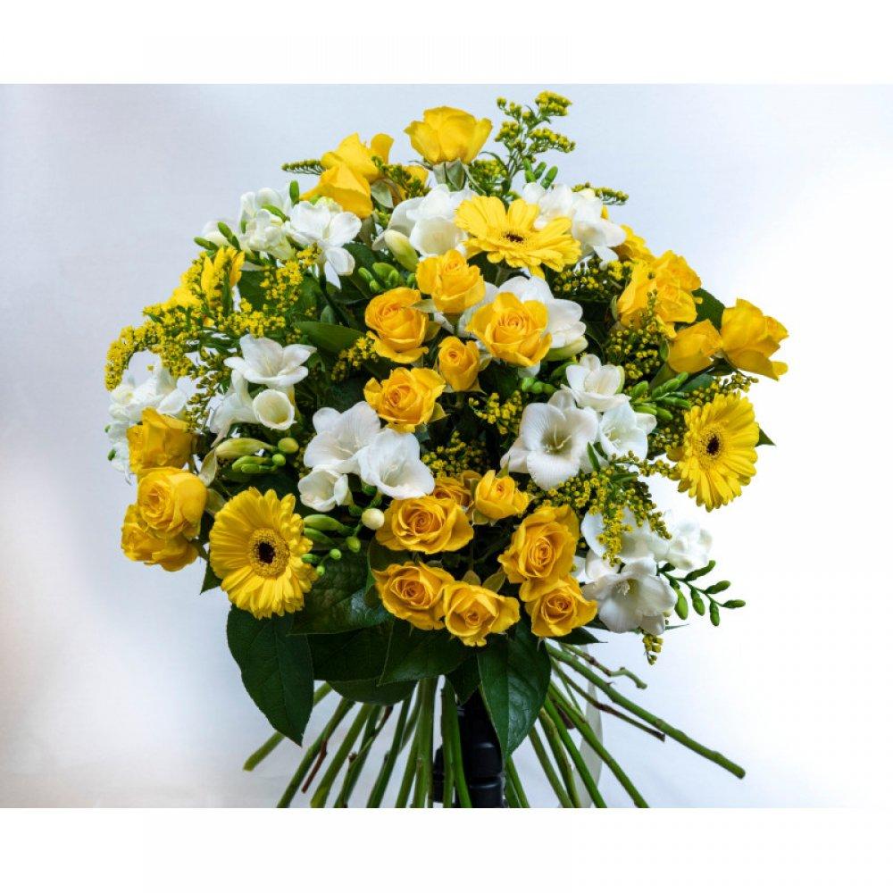 Ce flori să oferi unei mirese? Află despre variante parfumate de la Anemone
