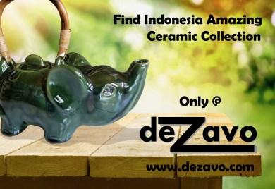 Indonesian Ceramic
