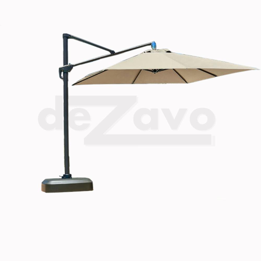 Rise Square Umbrella