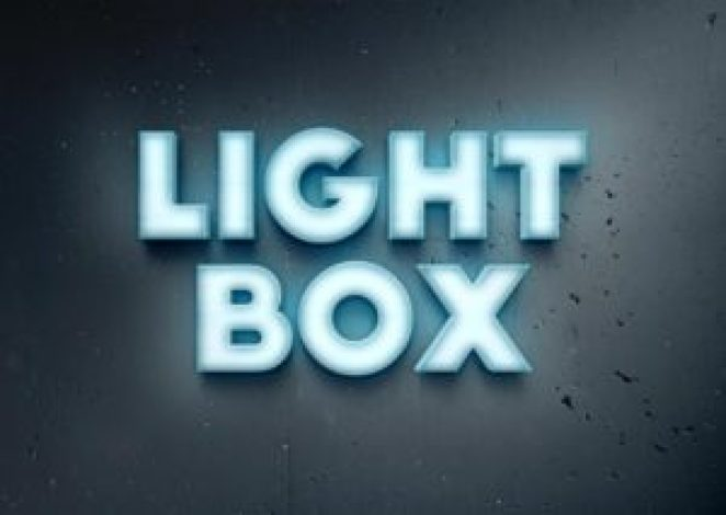 25_Lightbox-Text-Effect