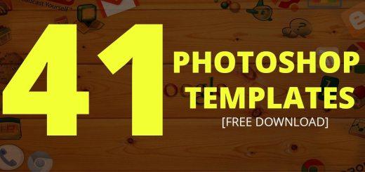 photoshop templates