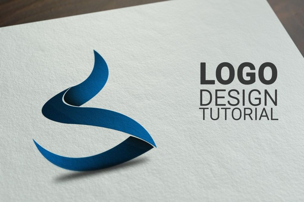 Logo Design Tutorial | Alphabet S - Dezcorb