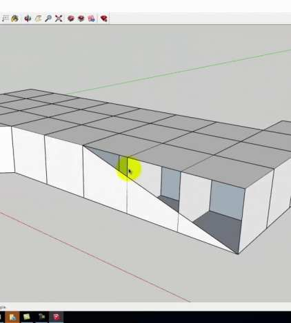 Lecture 124 - Introduction to SketchUp (Fall 2017) - Dezign