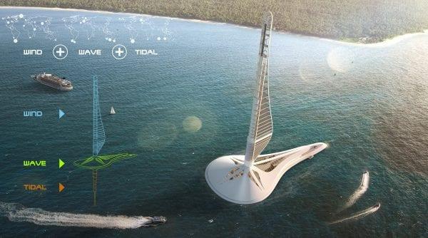 Civilization 0.000: Floating Power Station