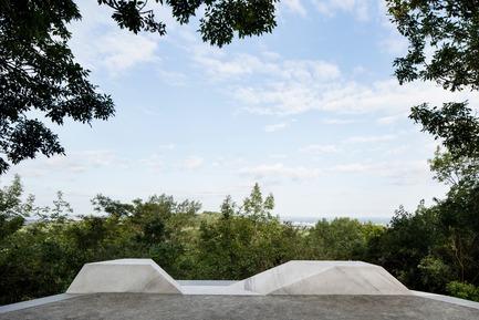 Press kit   2366-03 - Press release   Montreal Project Wins Major International Design Award - civiliti with Julie Margot design - Landscape Architecture -  Halt close-up showing integrated granite bench&nbsp;<br>  - Photo credit: Adrien Williams
