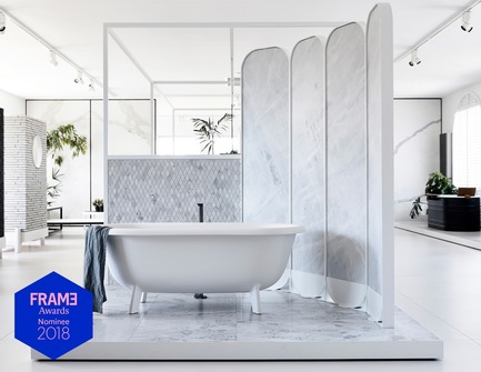 Press kit | 3160-01 - Press release | Announcing the Nominees of the Frame Awards 2018 - Frame - Competition - Nominated for Multi-Brand Store of the Year Artedomus Showroom, Sydney by The Stella Collective and Thomas Coward Studio <br> - Photo credit: Derek Swalwell