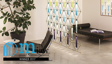 Press kit   2276-04 - Press release   MIAW 2017: And the Winners Are - ArchiDesignclub by Muuuz - Competition - DESIGNHEURE - Mozaik - Photo credit: (c) muuuz