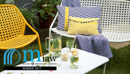 Press kit   2276-04 - Press release   MIAW 2017: And the Winners Are - ArchiDesignclub by Muuuz - Competition - FERMOB - Croisette - Photo credit: (c) muuuz