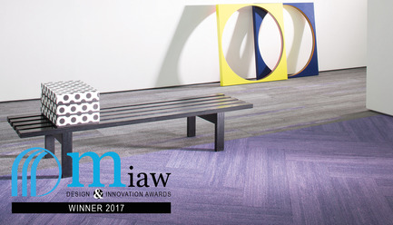 Press kit   2276-04 - Press release   MIAW 2017: And the Winners Are - ArchiDesignclub by Muuuz - Competition - MILLIKEN - Colour Compositions - Photo credit: (c) muuuz