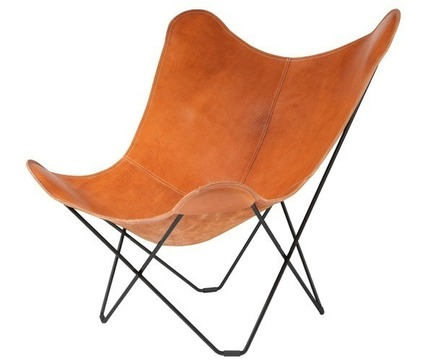 Press kit   2092-01 - Press release   designjunction + Dwell on Design announce line-up for NYCxDesign 2016 - designjunction + Dwell on Design - Event + Exhibition - Pampa Mariposa chair by Cuero Design - Photo credit: designjunction + dwell on design