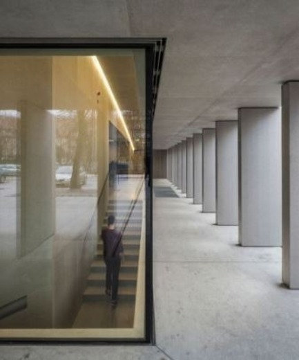 Press kit   661-35 - Press release   World Architecture Festival 2016 – Day One Winners of International Architectural Awards Announced - World Architecture Festival (WAF) - Institutional Architecture - Photo credit: Culture - Completed Buildings:National Museum in Szczecin byRobert Konieczny