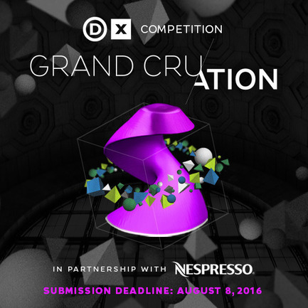 Press kit   739-07 - Press release   Call for Submissions: Grand Cru/ation   A Design Exchange Competition in Partnership with Nespresso - Design Exchange, Canada's Design Museum - Competition - Photo credit: Design Exchange, Canada's Design Museum