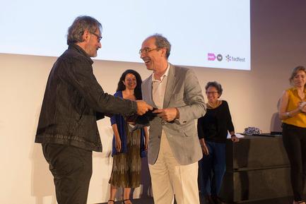 Press kit | 1830-07 - Press release | FAD Awards Winners 2016 - FAD - Fostering Arts and Design - Competition -  Career Path<br><br>Juan José Lahuerta<br><br>  - Photo credit: fad
