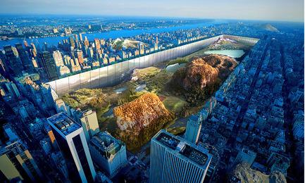 Press kit | 1127-05 - Press release | Winners 2016 Skyscraper Competition - eVolo Magazine - Competition - New York Horizon - First Place - Photo credit: Yitan Sun, Jianshi Wu