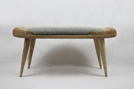 Press kit | 1691-01 - Press release | Make art objects part of your decor - Barda - Product -  Against You Ottoman <br>   - Photo credit: Barda<br>