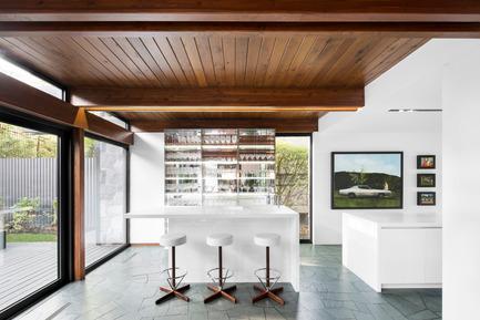 Press kit | 673-10 - Press release | GRANDS PRIX DU DESIGN Award 8th edition. And the winners are... - Agence PID - Event + Exhibition - RÉSIDENTIEL&nbsp;<br>Prix espace résidentiel de 1 600 pi² ou moins<br><br>Résidence Outremont<br>Daoust Lestage architecture design urbain - Photo credit: Adrien Williams