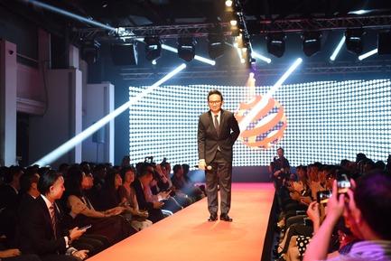 Press kit   2188-01 - Press release   Red Dot Award: Design Concept 2016 Results - Red Dot Award: Design Concept - Industrial Design - Asia President of Red Dot, Mr Ken Koo, opening the awarding ceremony - Photo credit: Red Dot Award: Design Concept