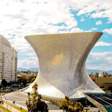 Press kit | 809-10 - Press release | Azure magazine announces the winners of it's 3rd annual AZ Awards - Azure Magazine - Competition - Architecture - Commercial &gt; 1000<br><br>Soumaya Museum<br>by FR-EE, Fernando Romero Enterprise