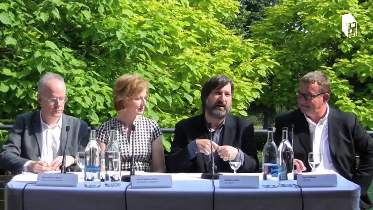 Smiljan Radic's Serpentine Pavilion Opens