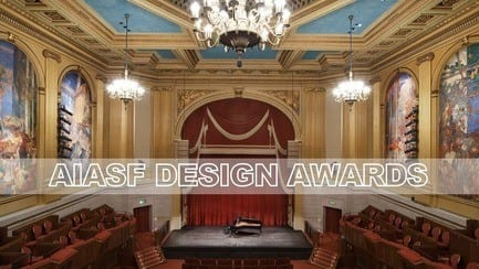 Press kit - Press release - AIASF Announces the Honorees of the 2016 Design Awards Program - American Institute of Architects, San Francisco Chapter (AIA SF)