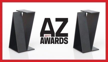 Press kit - Press release - AZURE Reveals the Winners of the 2017 AZ Awards - AZURE