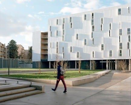 Olympe de Gouges University Residence