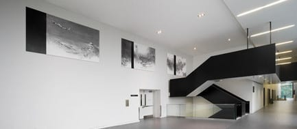 Press kit - Press release - Public Art - Collège Jean-de-Brébeuf - Yechel Gagnon