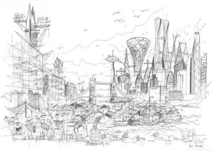 Press kit - Press release - World Architecture Festival Announces Architecture Drawing Prize - World Architecture Festival (WAF)