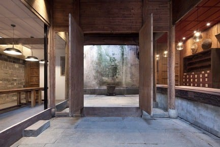 Press kit - Press release - Wuyuan Skywells Hotel - anySCALE Architecture Design