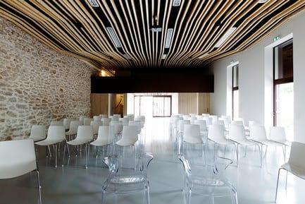 Press kit - Press release - Jacou wedding room - NBJ architectes