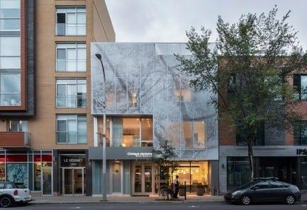 Press kit - Press release - Van Horne - Paul Bernier Architecte