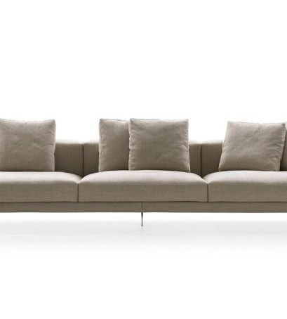 Astounding Piero Lissoni Designs Modular Dock Sofa For Bb Italia Creativecarmelina Interior Chair Design Creativecarmelinacom
