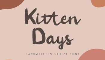 Blassville Handwritten Font - Dezign Ark (Beta)