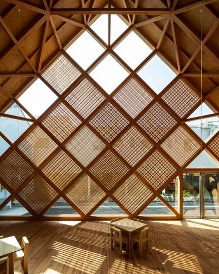 Press kit - Press release - Tomioka Chamber of Commerce and Industry - Tezuka Architects