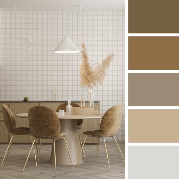 Adm Apartment – Dining Room