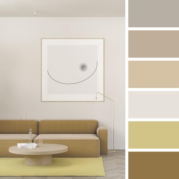 Adm Apartment – Living Room