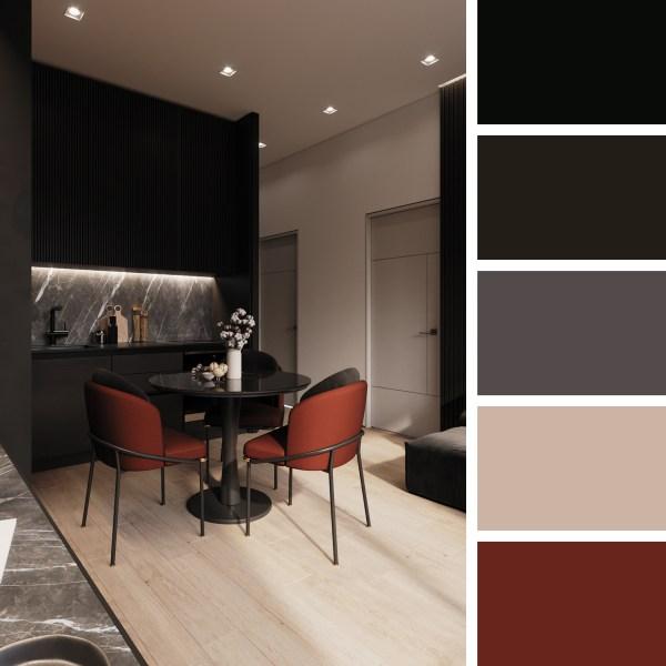 AP Apartment – Kitchen