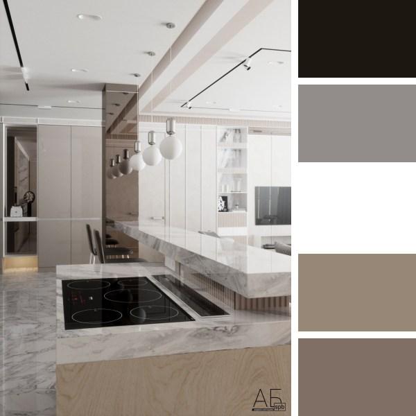 Apartment 176m – Kitchen