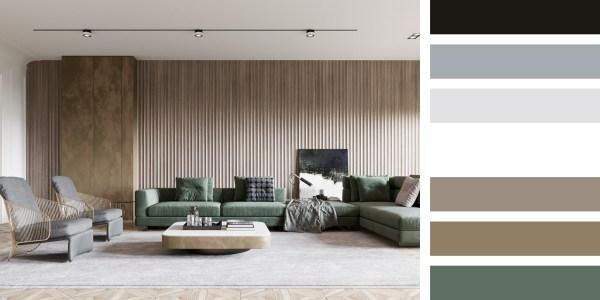 Apartment 57 – Living Room