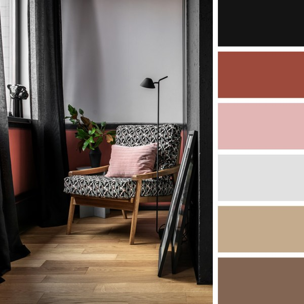 Apartment Almadine Kyiv – Dining Room