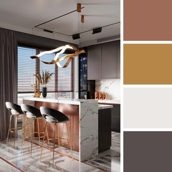 Apartment in Ekaterinburg – Kitchen