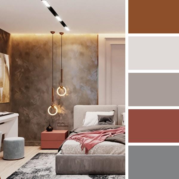 Apartment in Kazan, Russia – Bedroom