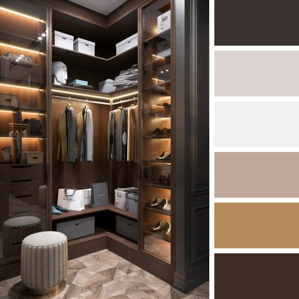 Apartment in Moscow 4 – Closets
