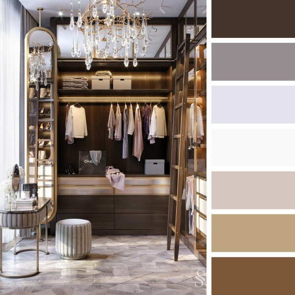 Apartment in Moscow 6 – Closet