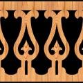 Decorative Baluster Railing 07 Pattern PDF File