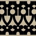 Decorative Baluster Railing 58 Pattern PDF File