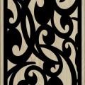 Decorative Slotted Panel 147 Pattern PDF File